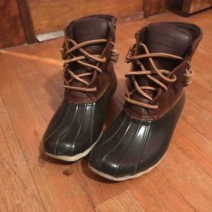Speedy Duck Boots